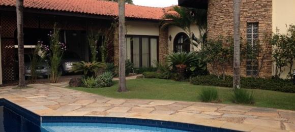 Casa Jardim Esplanada